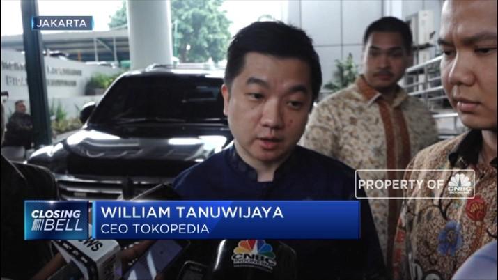 Tokopedia Pastikan Selalu Patuhi Aturan Pemerintah (CNBC Indonesia TV)