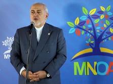 Saling Tangkap Kapal Tanker, Iran Ingin Damai dengan Inggris