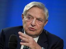 George Soros Larang AS Kerja Sama dengan China, Kenapa?