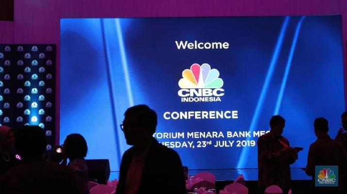 Anies Hingga Basuki Hadiri CNBC Indonesia Conference Soal Air