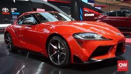 Resmi, Toyota Supra Lebih Mahal Rp350 juta dari BMW Z4