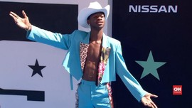 VIDEO: Lil Nas X Samai Rekor Mariah Carey dan 'Despacito'