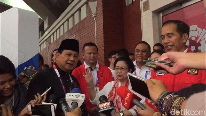 Sekretaris Jenderal PDIP Hasto Kristiyanto mengatakan Megawati sudah mempersiapkan diri dengan penuh semangat persaudaraan.