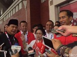 Live! Prabowo Bertemu Megawati di Teuku Umar