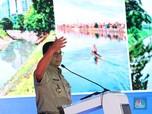 Jakarta Banjir di Sejumlah Titik, Anies: Curah Hujan Tinggi