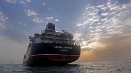 Iran Janji Segera Lepaskan Tanker Inggris
