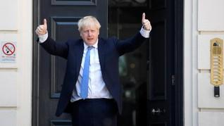 Satu Juta Orang Teken Petisi Lawan Boris Johnson