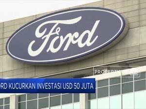 Siap Berinovasi, Ford Kucurkan Dana USD 50 Juta