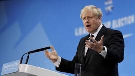 Boris Johnson Pidato Sejam Lebih, Taruna Polwan Pingsan