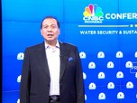 Sambutan Chairman CT Corp Di CNBC Indonesia Conference