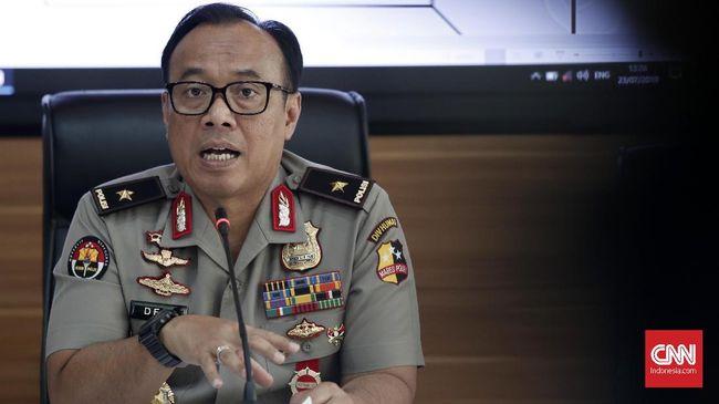 Polisi soal Wiranto Ditusuk: Tidak Ada Istilah Kecolongan