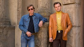 Sinopsis 'Once Upon a Time in Hollywood', Duet DiCaprio-Pitt