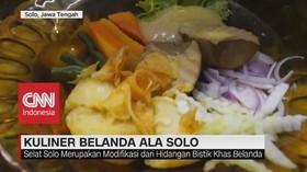 VIDEO: Kuliner Eropa Ala Solo