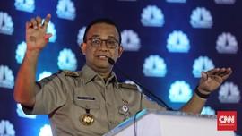 Dikritik soal Sampah, Anies Singgung Gubernur Terdahulu