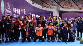 Jadwal Final Badminton AJC: Indonesia vs Thailand