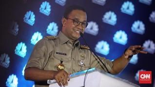 DKI Raih Penghargaan Tim Pengendali Inflasi Terbaik