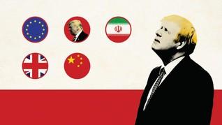 INFOGRAFIS: Setumpuk PR Buat PM Baru Inggris, Boris Johnson