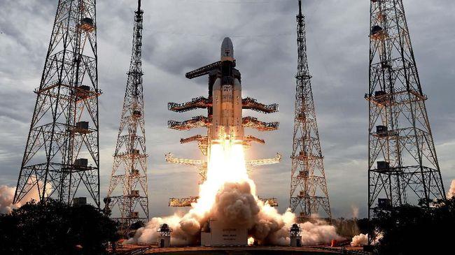 Misi ke Bulan Milik India Chandrayaan 2 Hilang Kontak