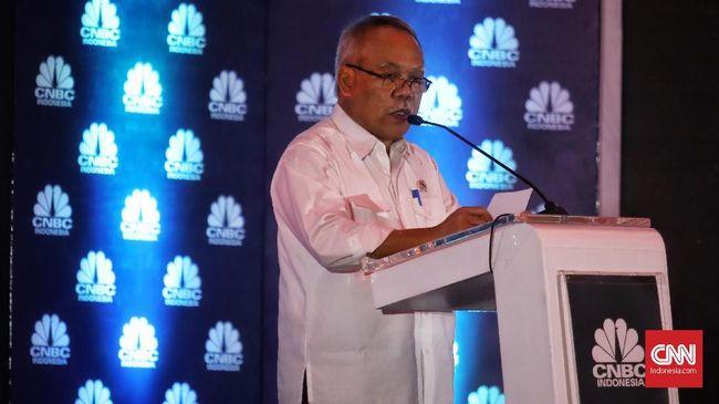 Menteri Basuki 'Tantang' Pelaku Pasar Saham Biayai Jalan Tol