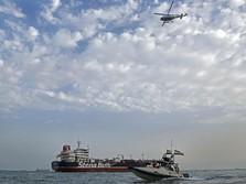 Khawatir, Inggris Ajak Sekutu Kawal Kapal di Selat Hormuz