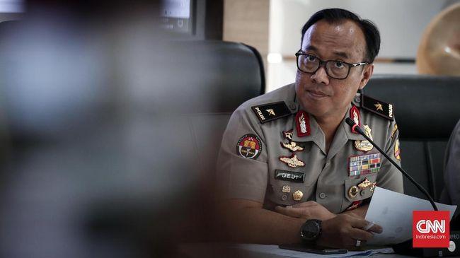 Densus 88 Gandeng Kedubes 6 Negara Usut Aliran Dana Teroris