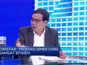 Bos Indocement Buka Suara Soal Semen China