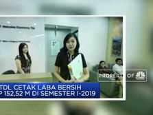 MTDL Cetak Laba Bersih Rp 152,52 M Di Semester I 2019