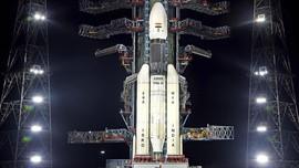 Sempat Tertunda, India Akhirnya Sukses Kirim Misi ke Bulan