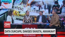 VIDEO: Data Dukcapil Diakses Swasta, Amankah? (1/4)