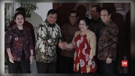 VIDEO: Megawati Sambut Prabowo Subianto di Teuku Umar