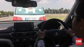 Perancang Accord: Jangan Percaya Sepenuhnya 'Honda Sensing'