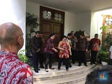 Usai Temui Prabowo, Megawati: Tidak ada Koalisi dan Oposisi