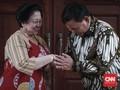 Gerindra Sebut Pertemuan Megawati-Prabowo Tak Bahas Kabinet