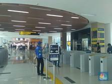 Duh, Kereta Bandara Angkut 15.000 Kursi Kosong Per Hari