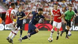 FOTO: Kebangkitan Real Madrid Lawan Arsenal