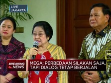 Megawati : Tidak Ada Koalisi Dan Oposisi