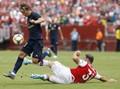 Madrid vs Arsenal Imbang, Lanjut ke Adu Penalti