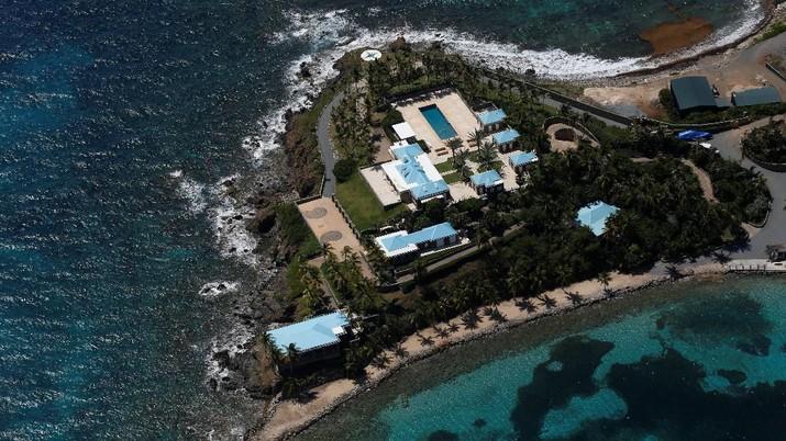 Indah Tapi Ngeri, Pulau Pribadi Ini Dijuluki Pulau Pedofil