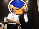 Surya Paloh Puji Kerja Anies di DKI, Siap-siap 2024?