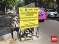 Demi Pejalan Kaki, DKI Bangun 15 JPO dan Benahi 31 Trotoar