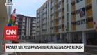 VIDEO: 1.790 Orang Lolos Seleksi Penghuni Rusunawa DP Rp.0