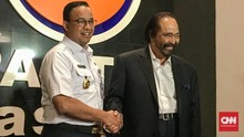 Surya Paloh Bicara Potensi Anies Jadi Capres 2024