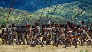 30 Tahun Ada, Festival Lembah Baliem Baru Didatangi Menteri