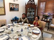Makin Liar! Prabowo Diisukan Jadi Menteri Pertahanan Jokowi