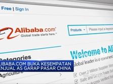 Alibaba Buka Keran untuk Peritel AS Masuk Pasar China