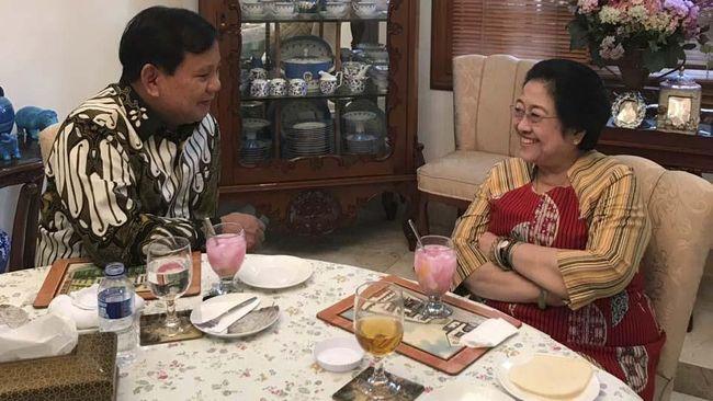 Nasi Goreng Megawati Luluhkan Hati Prabowo