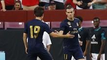 Madrid Menang, Zidane Kini Memuji Bale