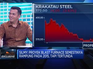Bos Krakatau Steel Angkat Bicara Terkait Proyek Blast Furnace