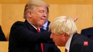 VIDEO: Trump dan Boris Johnson, Serupa tapi Tak Sama