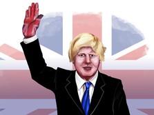 Ini Boris Johnson, Eks Wartawan Nyentrik yang Jadi PM Inggris